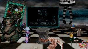 Keep Calm and Come to Wonderland by Rose279