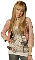 Hannah Montana Png by LAMEJORMILEYCYRUS