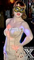 Miss Chii Lingerie fashion show, October 2014. by Make-upArtist