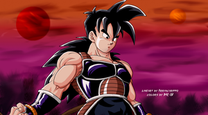 Alternate Gohan color by BK-81