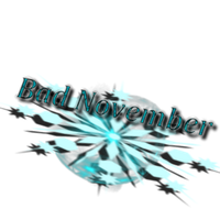 Bad November Snow 2 (transparent) by athyn100