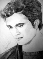 Robert Pattinson by Darija91