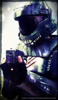Halo odst custom by Tokyo-Trends