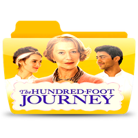 The Hundred-Foot Journey Movie Folder Icon by ThaJizzle
