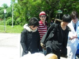 Waldo arc 2 - Anime North 2010 by Ryukai-MJ