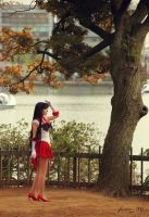 Sailor Mars T by foux86