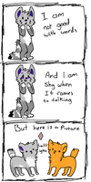I'm not good with words by MiIkshakes