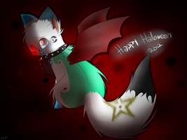 2012 Halloween deviantID by PokeAnimalsLover