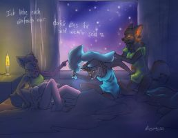 Because it's you by neonspider