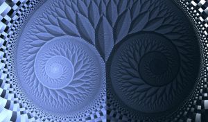 Fractal  art by Sophie-Y
