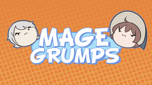 Mage Grumps by I-am-Homestuck
