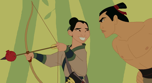 Mulan - Caught in the Act by ComplainingBastard