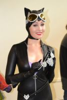 Catwoman Cosplay at 2015 Sydney Supanova by rbompro1