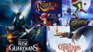 Top 25 Holiday Films (5) by montey4