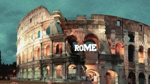Rome by TigerArtStudio
