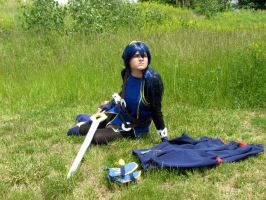 Lucina: An Attempt to Rest by VeneficusMagister