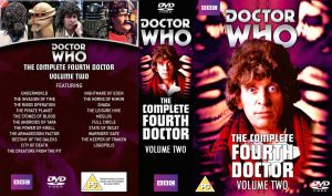 The Complete Fourth Doctor Volume Two Boxset by Cotterill23