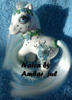 My little pony Naica by AmbarJulieta