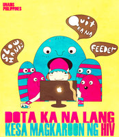 DOTA ka na lang by Momage