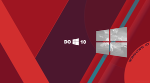 Windows 10 Wallpaper Material Funky by zhalovejun