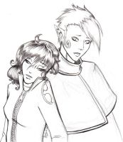 DGM Can I call you Friend by misschievious