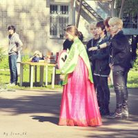 SHINee - Rossia - Do not go by foux86