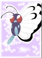 Butterfree by angelsoflight