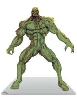 The Swampthing by fedde