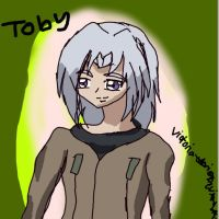 Toby by VictoriaRZepeda