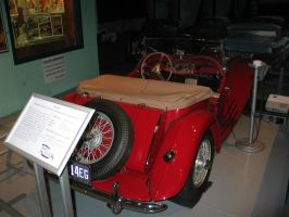1954 MG by LtNathanHale