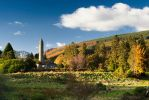 Glendalough Church 2 by M-M-X