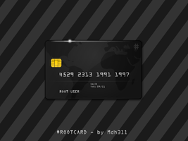 Superuser Card by mdh3ll