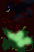 Devil's Eye Cover by rosetheeevee12