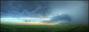 Last Chance Panorama II by FramedByNature
