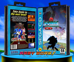 Sonic the Hedgehog CD by Arby-Works
