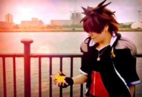Sora - I will come back to you by RoXas13BearerOfTwo