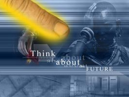 Think about the future by outlines