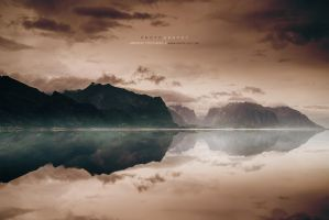 Arriving at Lofoten Islands by Stridsberg