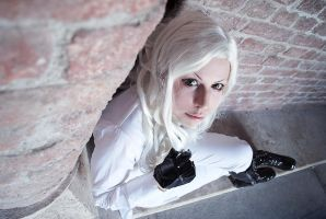 AS : Rosiel cosplay by Rociell
