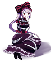 Commission - Shalltear BloodFallen - DID by Rinine