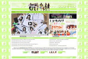 Factory Green Layout by soshified