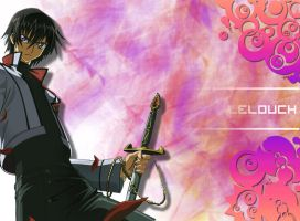 Lelouch of the rebellion by Rollone