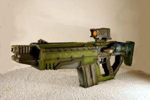 Rail Gun Project Completed 02 by marshon
