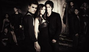 The Vampire Diaries by Lauren452