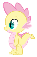 Flutterspike vector by Durpy