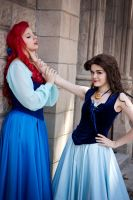 Ariel - If it wasn't Disney.... by CrystalPanda