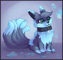 Day 9: Snowflowers by Taluns