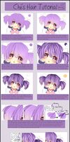 Hair Tutorial by Chiiteru