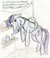 My Latest Experiment by RoyalCanterlot-RPS