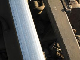 Worn Rail by paploothelearned